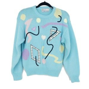 The American Line by Stefano 1980s Sweater